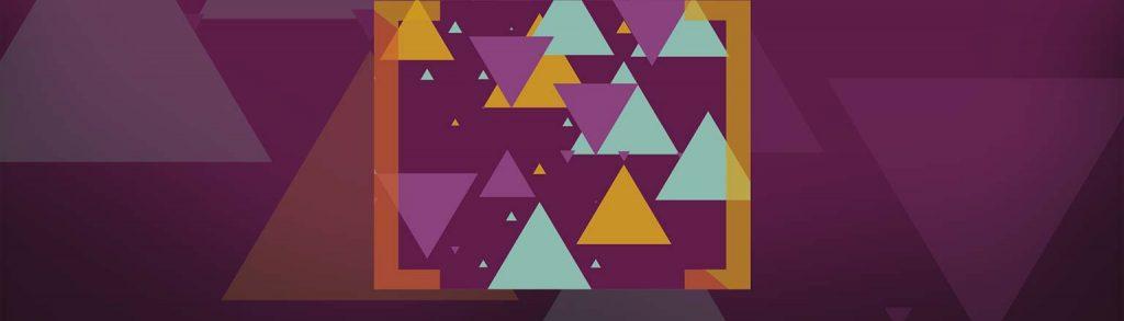 آموزش ساخت مثلث در فتوشاپ