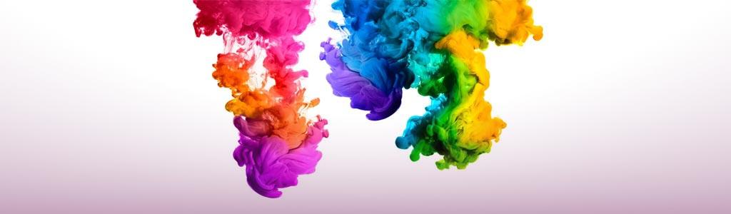 تنظيم رنگ در فتوشاپ