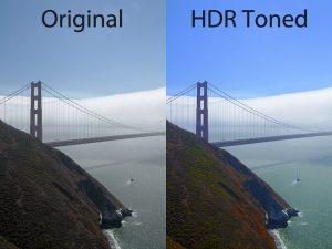 HDR کردن تصاویر