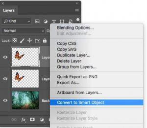 فیلتر liquify در فتوشاپ