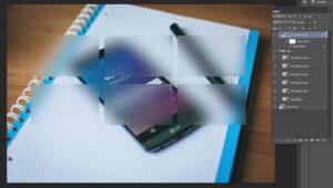 آموزش محو سازی تصاویر